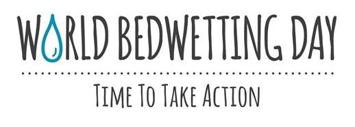 world betwetting day slogan